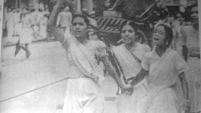 Movements of women students and marginalized people in twentieth century India: features and analysis-chapter7-madhyamik History